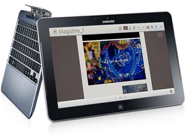 Propuesta de Samsung para uniter tablet y portátil