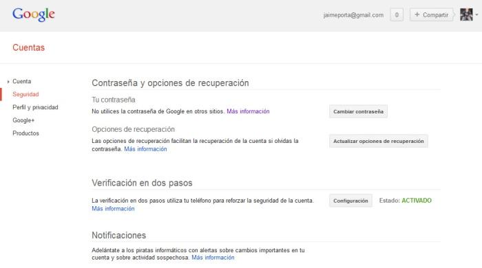 Como configurar tu cuenta de correo Gmail en tu iPhone - Parte 1