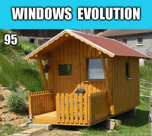 Símil de Windows 95