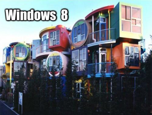 Símil de Windows 8