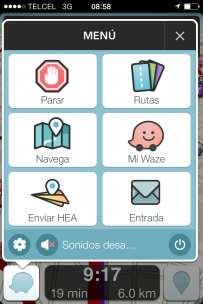 Blog Comunicacion 2.0 - Usando Waze 03