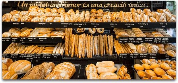 Ejemplo de panadería - Granier