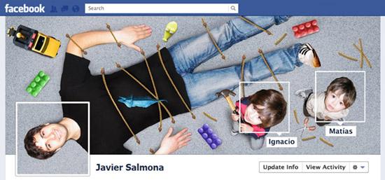 Portadas creativas de Facebook 02