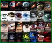 Carteles de películas Ojos