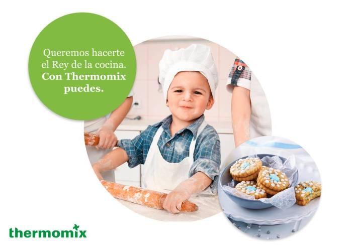 Cocinando con Thermomix